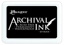 Archival Ink, Jet Black - Ranger