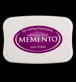 Memento Inkpad - Lilac Posies