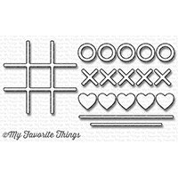 Tic Tac Toe  - My Favorite Things
