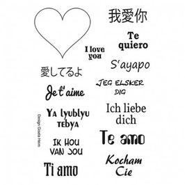 Ich liebe dich - EFCO