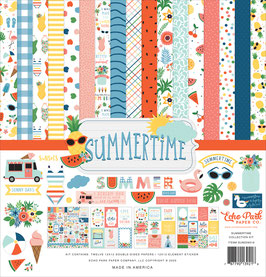 Summertime 12x12 Collection Kit - Echo Park