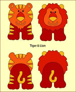 Tiger & Löwe - Nellie's Choice