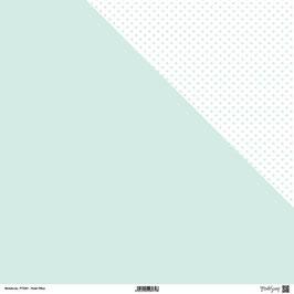 """Designpapier """"Pastel Tiffany"""" - ModaScrap"""