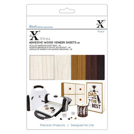 Adhesive Wood Veneer Sheets - XCUT