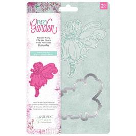 """Stempel- und Stanzenset """"Fairy Garden, Flower Fairy"""" - Crafter's Companion"""