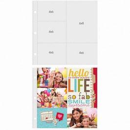SN@P! Pocket Pages, Design 8