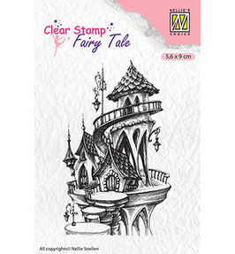 Fairy Summer Castle - Nellie's Choice