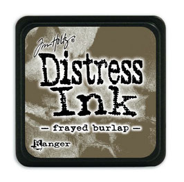 Tim Holtz Distress Mini Ink - Frayed Burlap