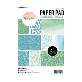 Blooming #1 Paperpad - Studiolight