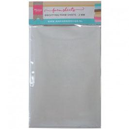 Die Cutting Foam Sheets 2mm - Marianne Design