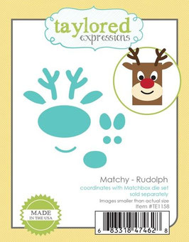 Matchy Rudolph - Taylored Expressions
