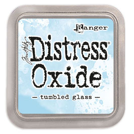Tim Holtz Distress Oxide - Tumbled Glass