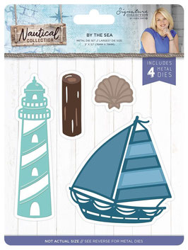"""Stanzschablone """"Nautical, By the Sea"""" - Crafter's Companion"""