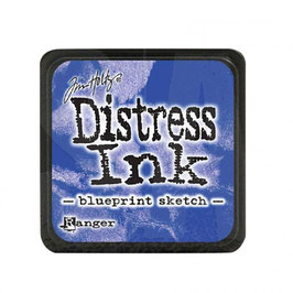 Tim Holtz Distress Mini Ink - Blueprint Sketch