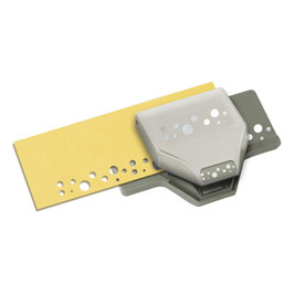 EK tools - Edge Punch Swiss Cheese