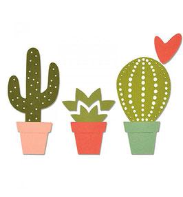 "Thinlits Die ""Cacti"" - Sizzix"
