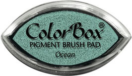 ColorBox Pigment Ink Cat's Eye, Ocean - Clearsnap