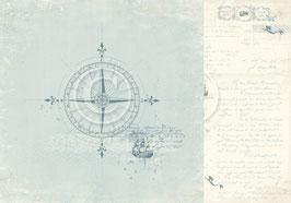 Legends of the Sea, Go West - Pion Design
