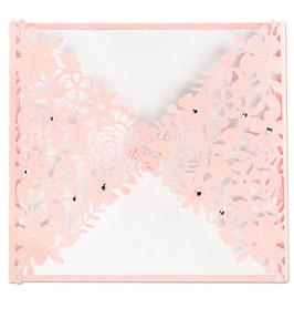 "Thinlits Die ""Floral Fold"" - Sizzix"