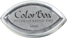 ColorBox Pigment Ink Cat's Eye, Silver - Clearsnap