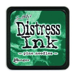 Tim Holtz Distress Mini Ink - Pine Needles
