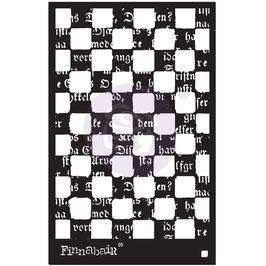 Mind Games, Schablone - Finnabiar (Prima Marketing)