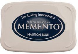Memento Inkpad - Nautical Blue