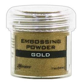 "Embossingpulver ""Gold"" - Ranger"