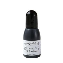 VersaFine Re-Inker, Onyx Black