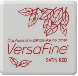 VersaFine Inkpad, Satin Red