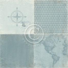 Legends of the Sea, Go west 6x6 - Pion Design