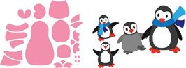 "Collectable ""Pinguine"" - Marianne Design"
