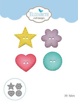 Buttons - Elizabeth Craft Designs