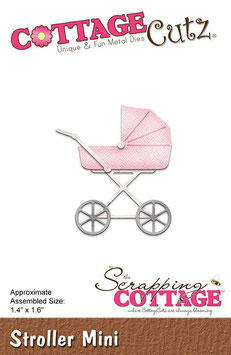 Stroller Mini - CottageCutz