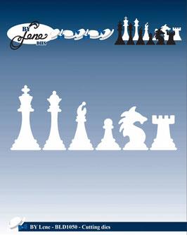Chess Cutting Die - By Lene