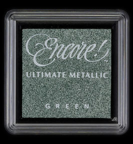 Encore Small - Metallic Green