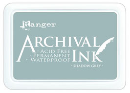 Archival Ink, Shadow Grey - Ranger