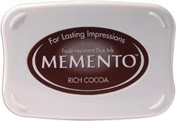 Memento Inkpad - Rich Cocoa