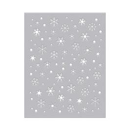 """Stanzschablone """"Snowflake Confetti"""" - Hero Arts"""