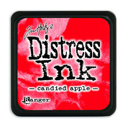 Tim Holtz Distress Mini Ink - Candied Apple