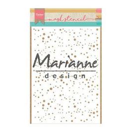 """Schablone """"Snowflakes"""" - Marianne Design"""