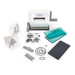 Sidekick Starter Kit White&Grey  - Sizzix