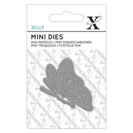 "Stanzschablone Mini ""Detailed Butterfly"" - Xcut"
