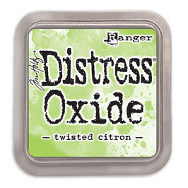 Tim Holtz Distress Oxide - Twisted Citron