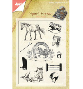 Sport Horses - Joy Crafts