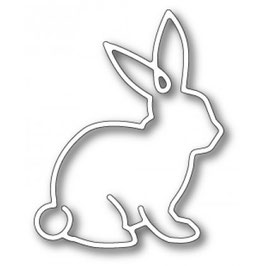 "Metallstanze ""Sketch Bunny"" - Memory Box"
