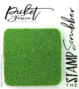 The Stamp Scrubber - Picket Fence