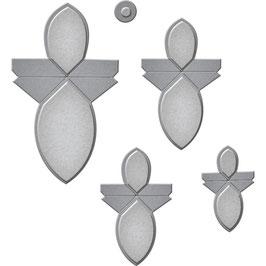 Round Flower Fold 'n Go - Spellbinders