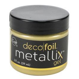 Pure Gold Deco Foil Gel - Therm O Web