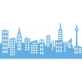 "Creatables ""Horizon Big City"" - Marianne Design"